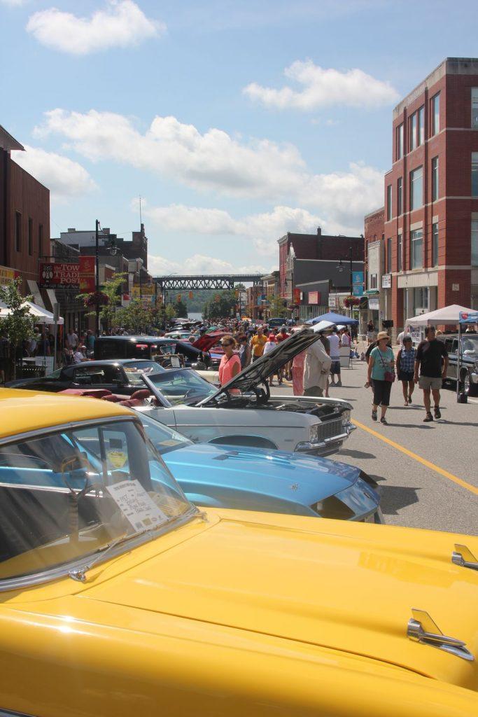 8th Annual Downtown Car Show-CANCELLED UNTIL 2021