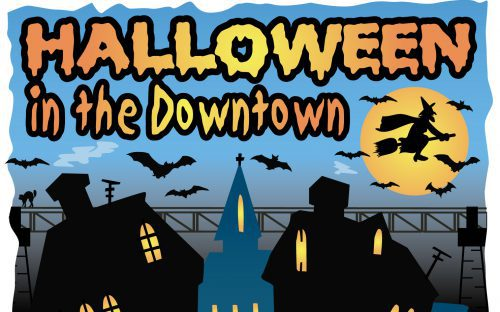 Halloween in the Downtown